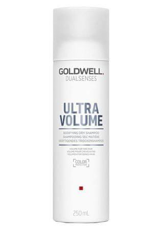 GOLDWELL Száraz Dualsenses Ultra Volume (Bodifying Dry Shampoo) 250 ml