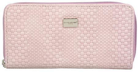 David Jones Dámska peňaženka Pink P055-510  247da11d001