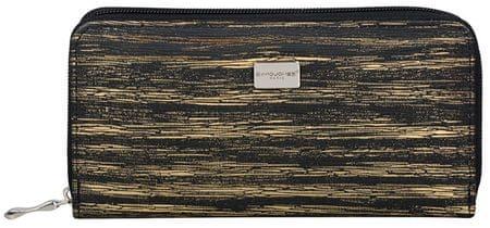 David Jones Dámská peněženka Black P060-510