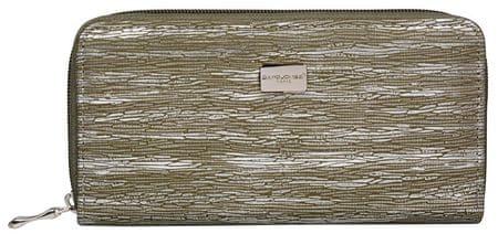 David Jones Dámska peňaženka Khaki P060-510