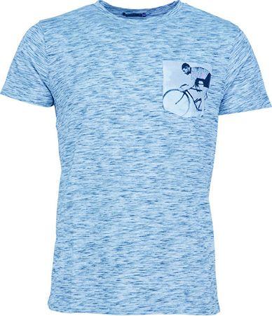 Noize Pánské triko Dk Aqua 4634210-00 (Velikost M)