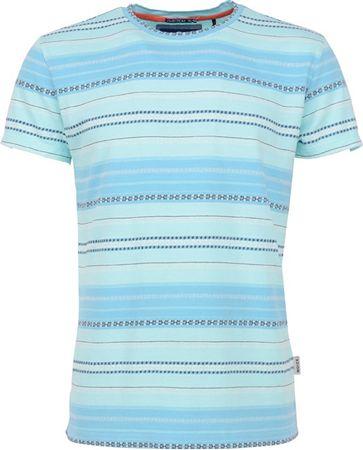 Noize Pánske tričko Dk Aqua 4636230-00 (Veľkosť L)
