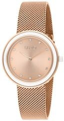 Liu.Jo Luxury Round Gold Rose TLJ1200A