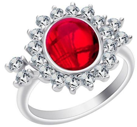 Preciosa Camellia Srebrny Pierścień 6108 63 srebro 925/1000