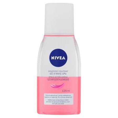 Nivea (Caring Eye Make-Up Remover) 125 ml
