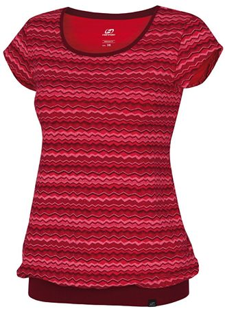 Hannah Dámske tričko Surimi Teaberry (Veľkosť 36)