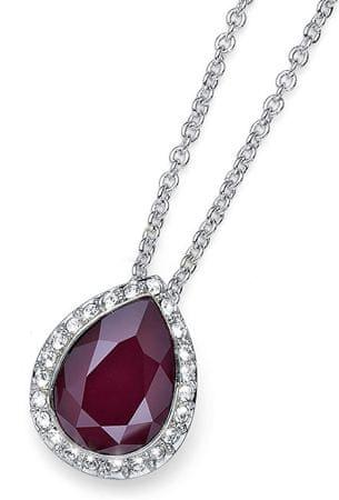 Oliver Weber Dámsky náhrdelník Kingly 11803 RED