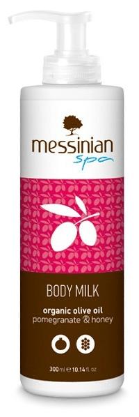 Messinian Spa Tělové mléko granátové jablko & med 300 ml