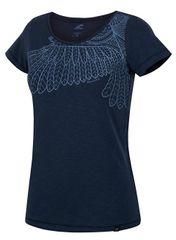 Hannah Dámske tričko Kaira Midnight navy