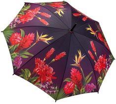 Blooming Brollies Dámský deštník Tropical paradise