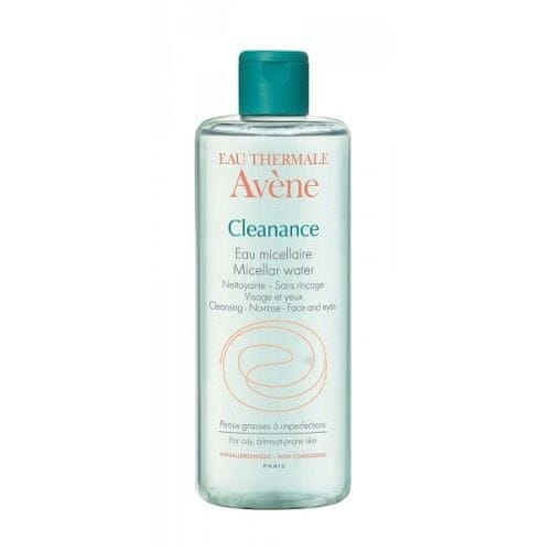 Avéne Micelární voda Avene Cleanance (Micellar Cleansing Water) 400 ml