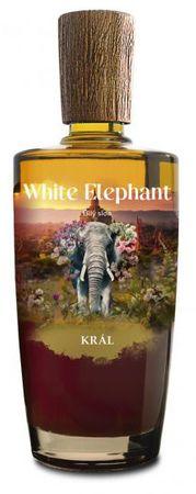 White Elephant Elixír - Král 500 ml