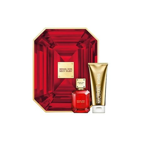 Michael Kors Sexy Ruby Eau de Parfum - woda perfumowana 50 ml + mleczko do ciała 100 ml
