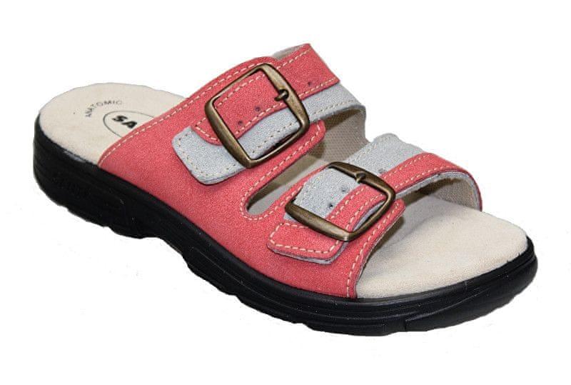 SANTÉ Zdravotní obuv dámská DM 125 oranžová (Velikost vel. 36) b6ba509a73