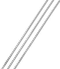 Brilio Silver Ezüst lánc Venezia 42 cm 471 086 00157 04 - 1.82 g ezüst 925/1000