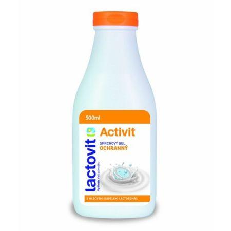 Lactovit Prysznic ochronny żel Activit (objętość 500 ml)