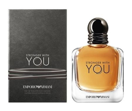 Giorgio Armani Emporio Armani Stronger With You - woda toaletowa 50 ml