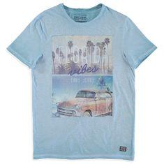 632871643bc Cars-Jeans Pánské triko Vibes 4125771 Greyblue