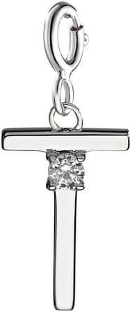 Morellato Stříbrný přívěsek T Ricordami SALR24 stříbro 925/1000