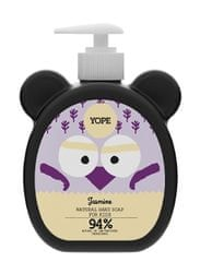 Yope Tekuté mýdlo na ruce pro děti s jasmínem 400ml