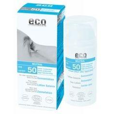 Eco Cosmetics Opalovací krém Neutral bez parfemace SPF 50BIO 100 ml