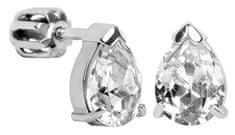 Brilio Silver Stříbrné náušnice Kapka 438 001 01795 04 - 1,46 g stříbro 925/1000