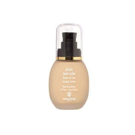 Sisley Phyto-Teint Éclat (Fluid Foundation) 30 ml płynnego, długotrwałego płynnego makijażu (cień 3+ Aprico