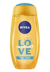 Nivea Love Sunshine frissítő tusfürdő