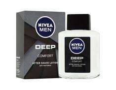 Nivea Voda po holení Deep (Comfort After Shave Lotion) 100 ml