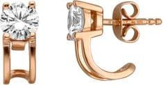 Esprit Bronzové náušnice se zirkony ESER00101300 stříbro 925/1000