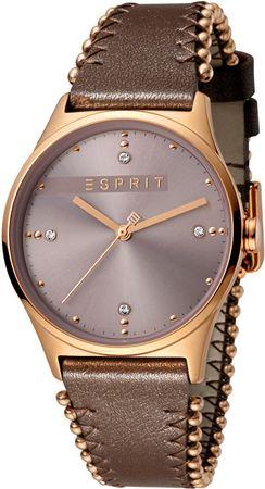 Esprit Drops 01 Pink D.Brown ES1L032L0045