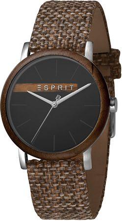 Esprit Plywood Black Grey Canvas - ES1G030L0045
