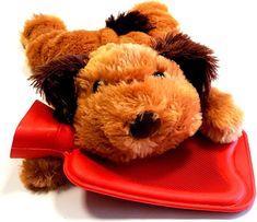 Albert Termofor dětský Pes světle hnědý
