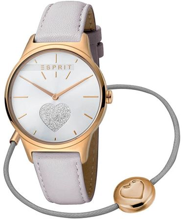 Esprit Love Silver L. Grey SET ES1L026L0215