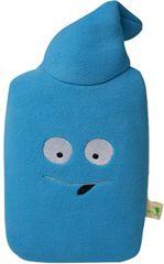 Hugo Frosch Dětský termofor Eco Junior Comfort s fleecovým obalem - modrý
