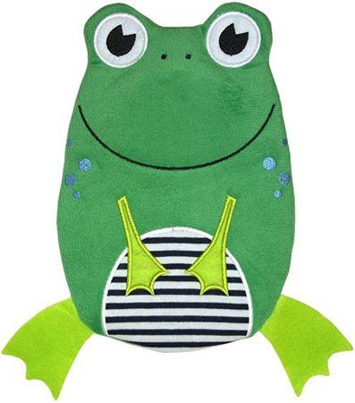 Hugo Frosch Dětský termofor Eco Junior Comfort - Žába