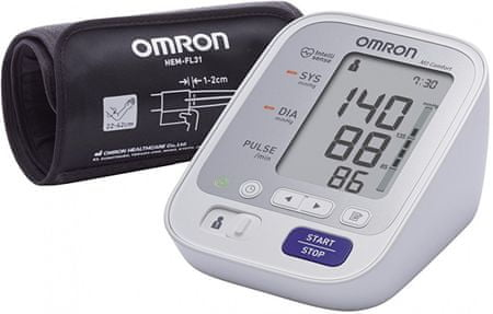 Omron Comfort digitális tonométert M3