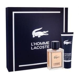 Lacoste L`Homme Lacoste - woda toaletowa 50 ml + żel pod prysznic 50 ml