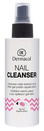 Dermacol Czyszczący paznokci przed nałożeniem lakieru żelu (Nail Cleanser) 150 ml