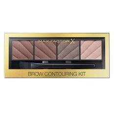 Max Factor Konturovací paletka na obočí (Brow Contouring Kit) 1,8 g