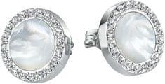 Morellato Překrásné náušnice ze stříbra Perfetta SALX08 stříbro 925/1000