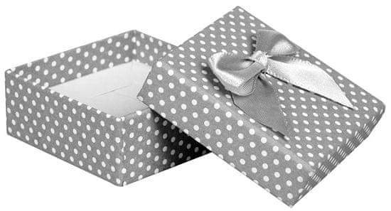Jan KOS Polka dot škatla za nakit KK-4 / A3