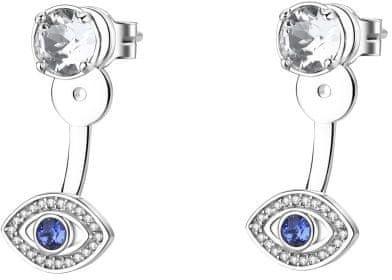 Brosway Kolczyki z kryształami powinowactwa G9AF22 srebro 925/1000