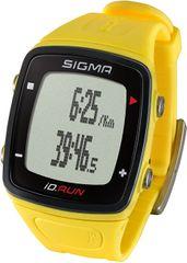 Sigma Sporttester iD.RUN žlutý