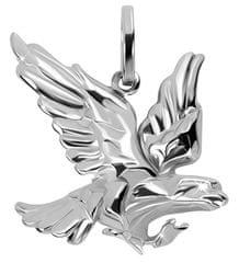 Brilio Silver Ezüst sas medál441 001 01228 04 - 6,77 g  ezüst 925/1000
