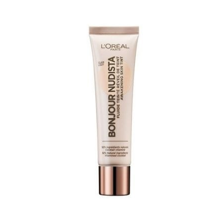 L'Oréal BB krém Nudista (Wake Up & Glow) 30 ml (Odtieň 01 Light)