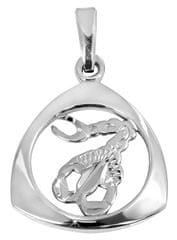 Brilio Silver Ezüst medál sál 441 001 00891 04 - 1,23 g ezüst 925/1000