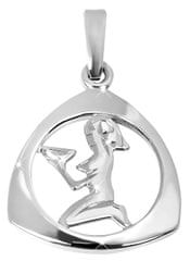 Brilio Silver Ezüst medál Virgin 441 001 00891 04 - 1.23 g ezüst 925/1000