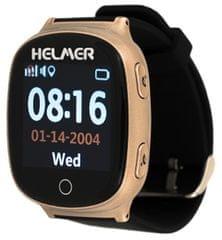 Helmer Chytré dotykové hodinky s GPS lokátorem LK 705