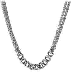 Brilio Silver Výrazný náhrdelník zo striebra 473 086 00070 04 - 14,32 g striebro 925/1000